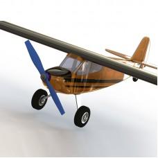 """PML-1004RCB """"КОЛИБРИ"""" - Радиоуправляемая тренировочная авиамодель - (Базовый набор)"""