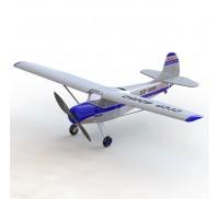 "PML-6005 ""Як-12А"" - Резиномоторная авиамодель копия - Масштаб 1:20"