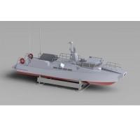 PML-7022 «РАПТОР» - радиоуправляемая модель патрульного катера проекта 03160